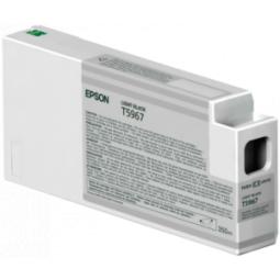 EPSON Tinte light schwarz      350ml