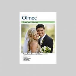 Olmec Photo Satin Midweight 240, OLM-64