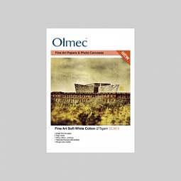 Olmec Fine Art Soft White Cotton 275, OLM-15